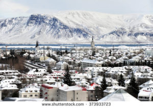 stock-photo-beautiful-super-wide-angle-aerial-view-of-reykjavik-iceland-in-winter-with-harbor-and-skyline-373933723